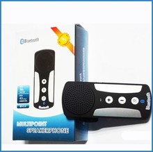Bluetooth car kit auto mp3-player sonnenblende freisprecheinrichtung bluetooth car kit