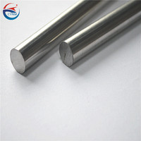 ASTM B456 pure chromium bar with polished surface