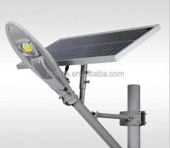 30W Solar LED Street Lamp Light-sensor time-control Solar street Light