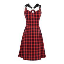 3dc5a45ce4 Faça cotação de fabricantes de Vestido Xadrez Vermelho de alta qualidade e  Vestido Xadrez Vermelho no Alibaba.com