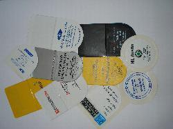 Tax Disc Holders & Car Window Sticker
