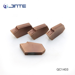 cnc insert types 3mm grooved inserts QC1403