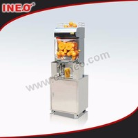 Electric Automatic bag juice making machine/industrial fruit press