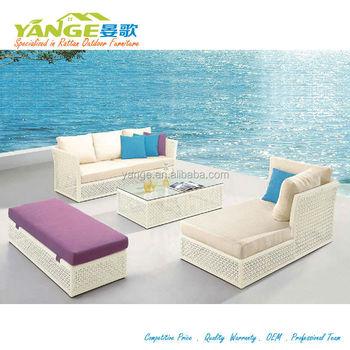 Foshan Yange Furniture Co., Ltd. - Outdoor Furniture, Rattan Furniture
