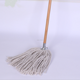 Good quality competitive price durable wooden handle cotton mop