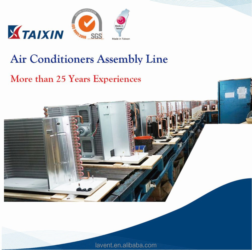 Fully Automatic Air Conditioner Assembly Line