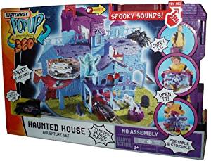 Buy Matchbox Haunted House Adventure Set in Cheap Price on