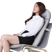 Portable Electric Neck Back Shiatsu Massage Mat,Chair Back Massager Pad