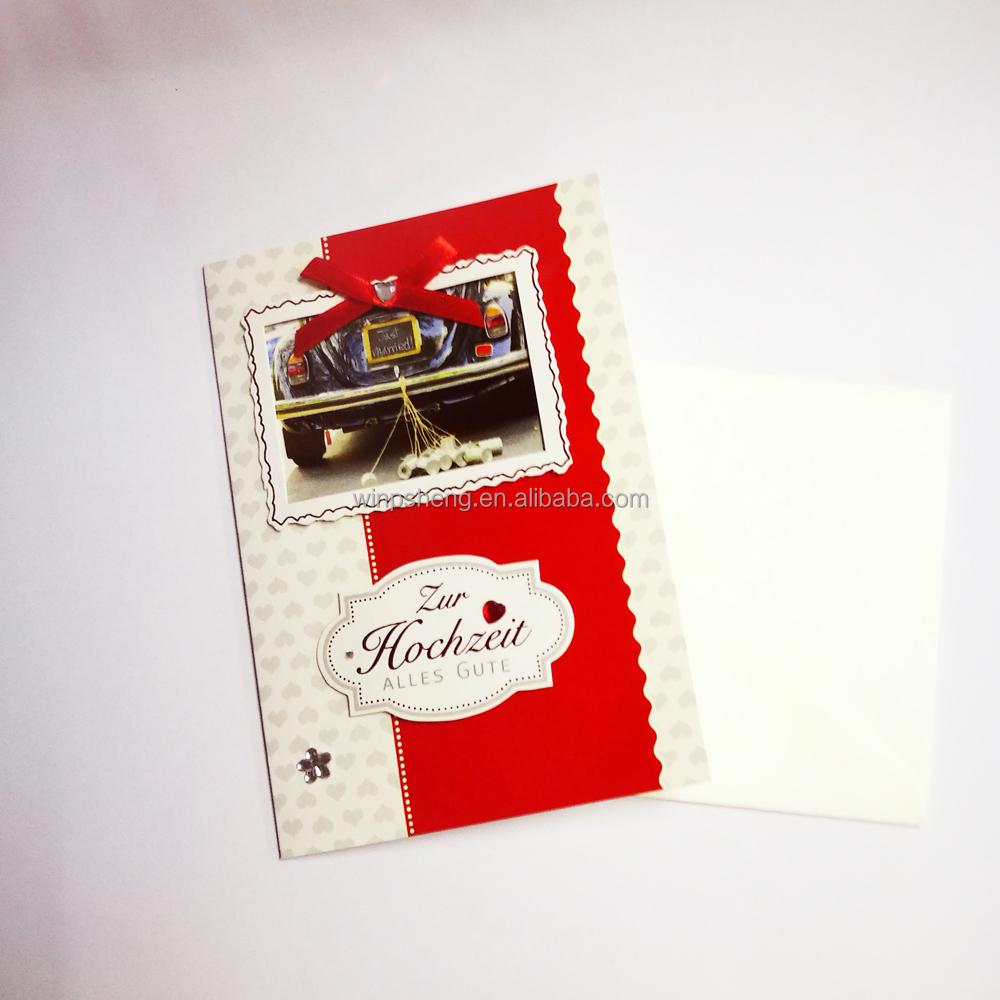 Wholesale Elegant Acrylic Wedding Invitations - Buy Wholesale ...
