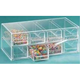 Ice Cream Topping Dispenser - Acrylic Eight Drawers