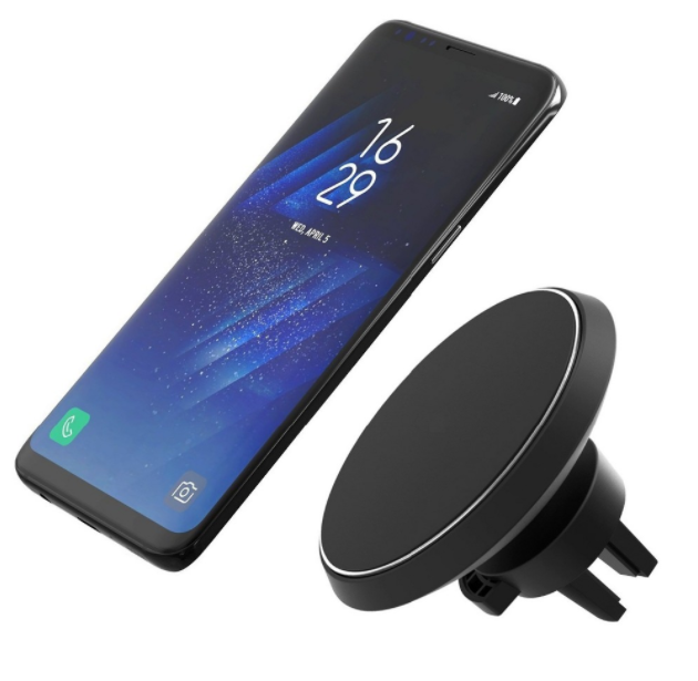 Charger pad stand station For iphone qi wireless car charger