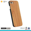 Natural wood blank phone case for iphone 7