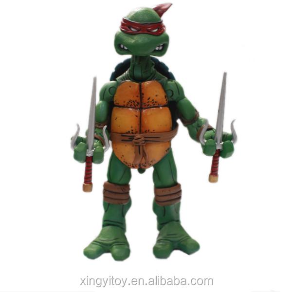4 Unids Tmnt Tortugas Ninja Mutantes Adolescentes Leonardo Donatello ...