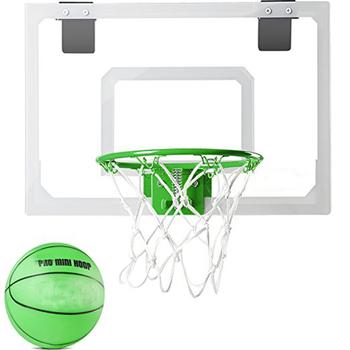 Door Hang Mini Basketball Hoop With Backboard