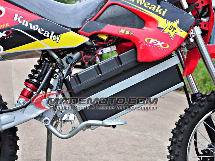 1200w 48v Dc Motor For Dirt Bike T Rex Motorcycle Used Dirt Bike