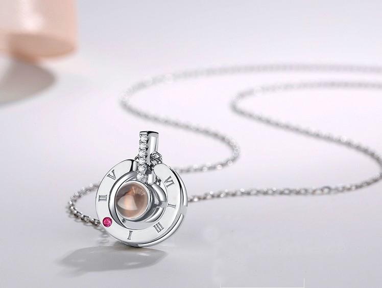 Personailized Name Customizable  Pendant Necklace