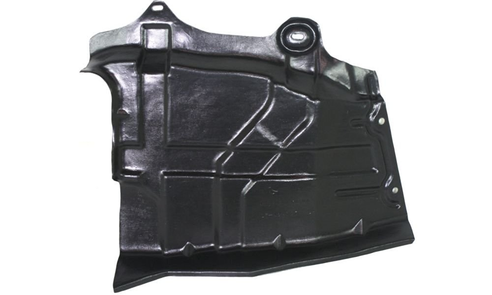 Evan-Fischer EVA20172045953 New Direct Fit Engine Splash Shield Plastic Engine Under Cover Replaces Partslink# NI1228120 Driver Side Left LH for Nissan Quest
