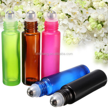 China Suppliers Frosted Doterra Roller Bottles Orifice