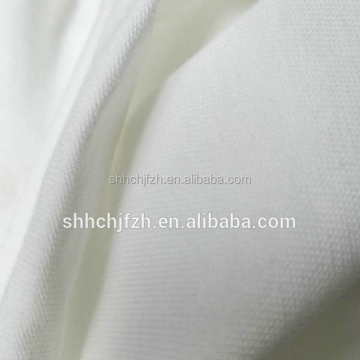 Textile Solid Color Knitted 30s Cotton Jersey 150 GSM Cotton T Shirt Fabric