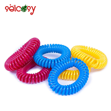 Factory promotion price DEET-free natural Mosquito travel repellent bracelet insect repel