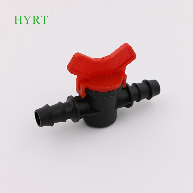 Drip Tape Offtake Mini Valve For Irrigation