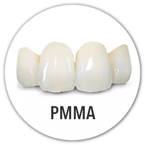 CAD CAM-Open Systeem Digitale Dental Frezen Pmma Disc