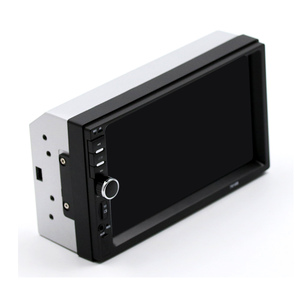 Universal TFT LCD FM USB Wince two din car multimedia player