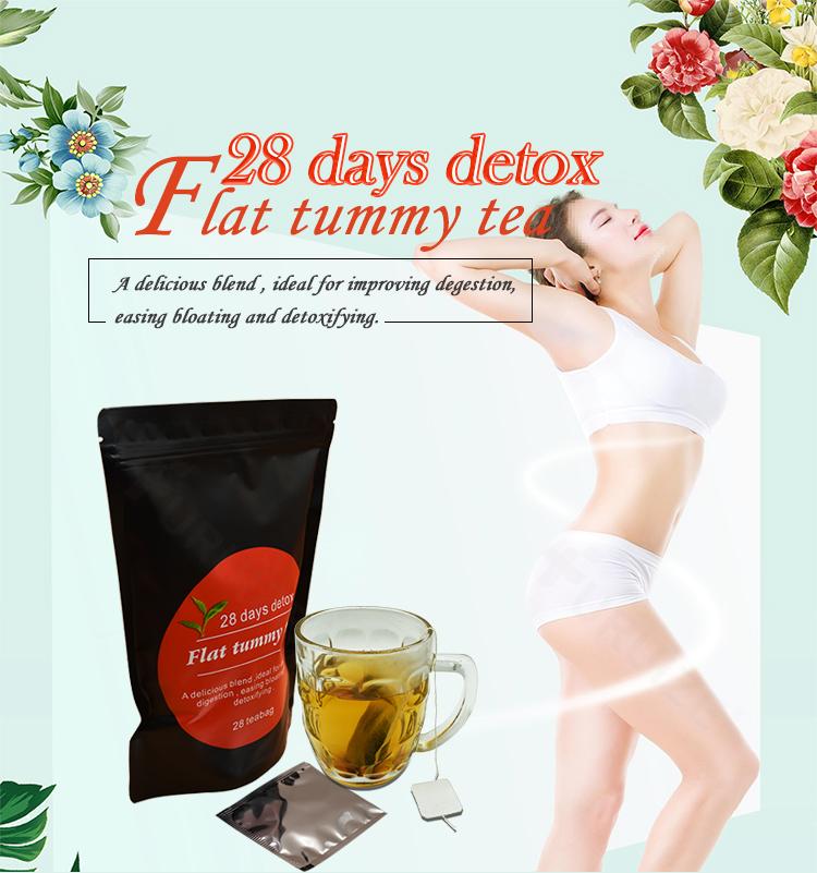 Slimming Detox Tea weight loss 28 days skinny detox tea flat tummy tea - 4uTea | 4uTea.com