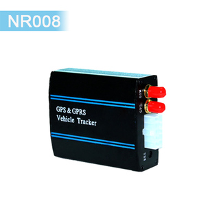 gps tracker vehicle Fleet management System speed limiter and alarm system gps tracking device
