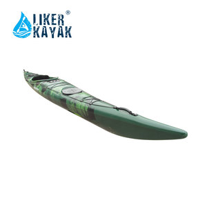 Most popular sit on top with aluminum frame sea kayak