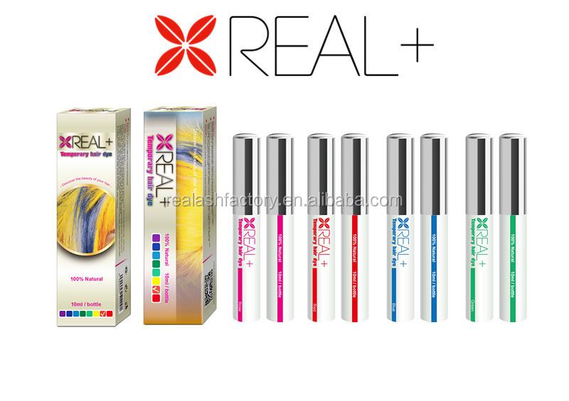 Upgraded Hair Mascara Real Plus Herbal Hair Dye Shampoo/chinese ...