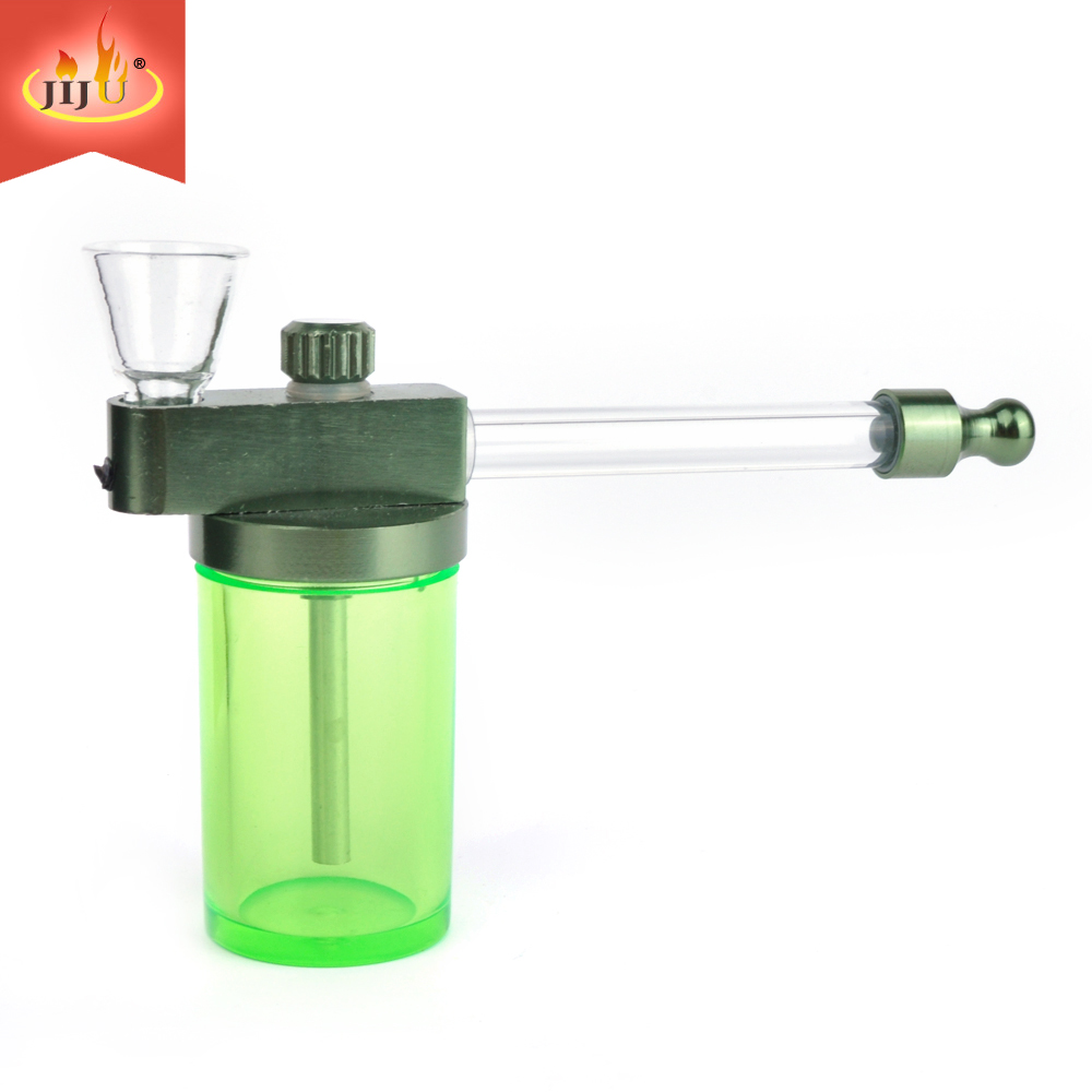 Wholesale Classic filter gift mini filter Hookah smoking cigarettes water pipe glass hookah pipe