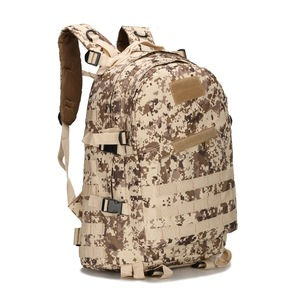 Camouflage Army Camping Bags Military Tactical Outdoor Backpack