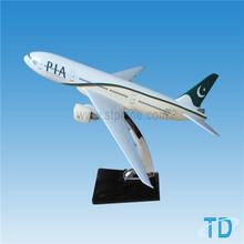B777-200 Pakistan PIA Livery 1:100 64 cm novelty gift
