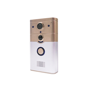 New smart wifi video ring doorbell pro with intercom and wireless cloud storage