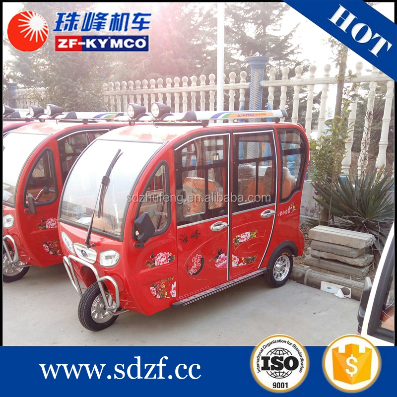 Smart electric tricycle covered used manufacturer philippines