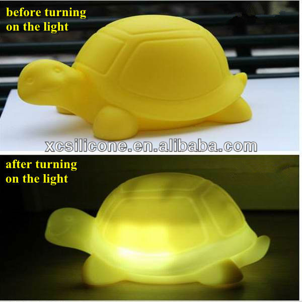 New Design colorful magic led animal fancy decorative night lights shades