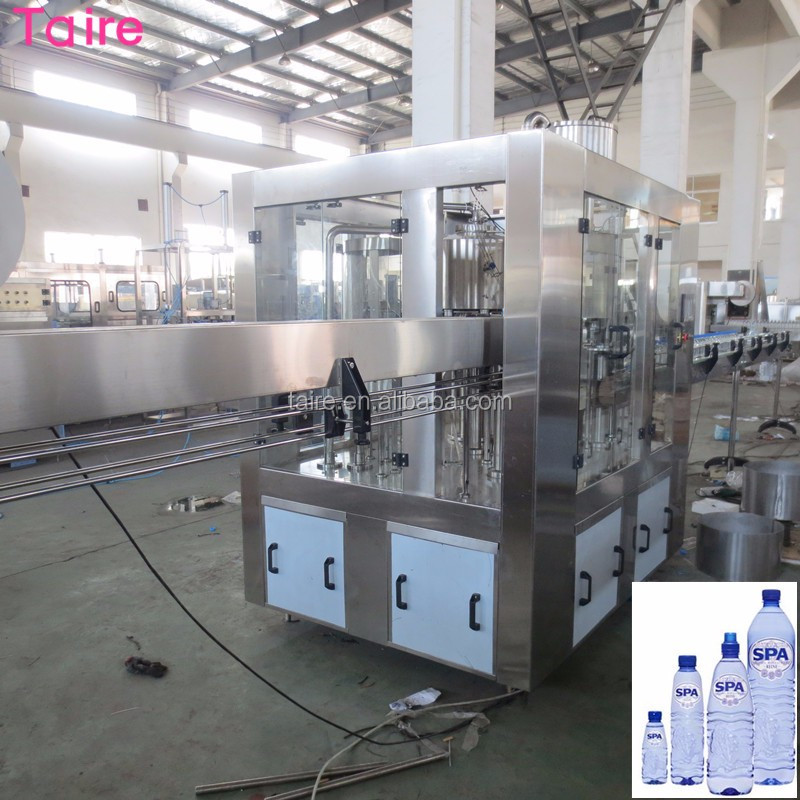 CGF8-8-3 bottle water making machine/drinking water plant project/water bottling plant price