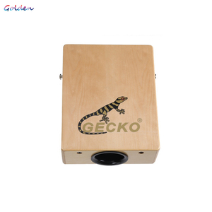 Hot Selling Amazon Portable Mini Travel Cajon Drum