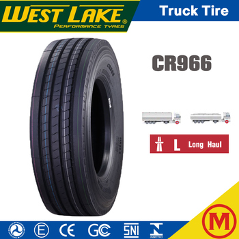 WestLake Goodride Chaoyang brand Chinese TBR Tyre CR966 Truck Tires