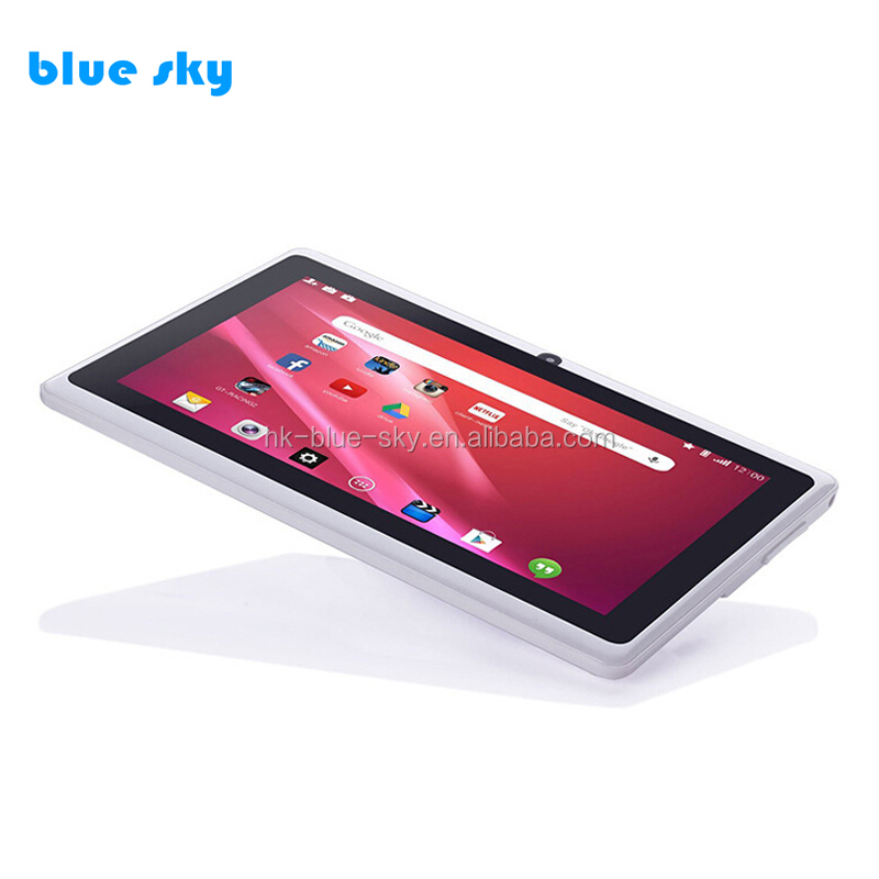 7inch android tablet HD1024*600 1GB RAM 8GB ROM with Android 5.1 OS