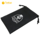 Cheap custom printed 210D polyester drawstring shoes dust bag for handbag