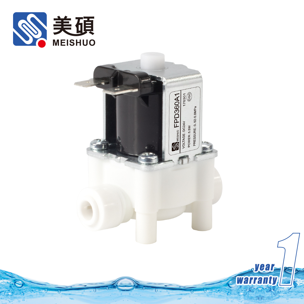 FPD360A1 Hot seller DC24V 50/60HZ electric water purifiers water solenoid hydraulic valve