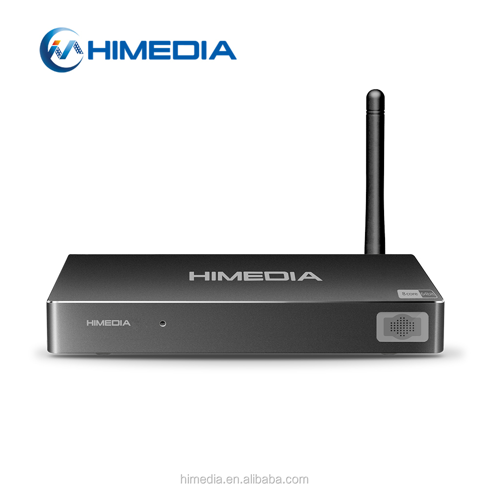 Hohe Qualität Iptv Set Top Box Android 6.0 HIMEDIA A5 octa core 2 + 16g TV BOX