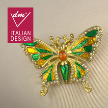 New design brooch wholesale butterfly pins for dresses