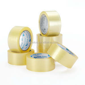 High Demand Packaged Packing Plastic Perforated Protecting Bopp Adhesive Tape For Jumbo Roll H Code