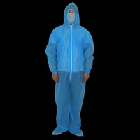 Factory wholesale non-woven Disposable coverall/gown for medical use