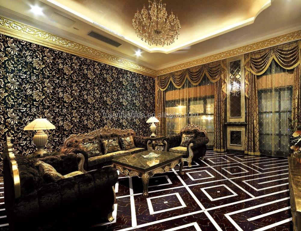 800 x 800 mm chambre d cor e porcelaine dalle de moquette for Moquette geometrique