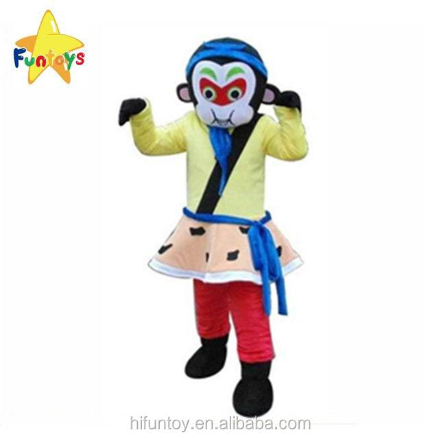 Sun Wukong Costume For Children Sun Wukong Cosplay Halloween Monkey Costume Funny Monkey Cosplay Warrior Cosplay Kids Clear And Distinctive Costumes & Accessories