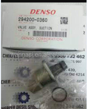 Diesel fuel pump denso suction control valve 294200-0360 for toyota engine